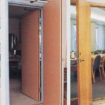 Aquostic doors
